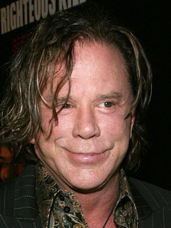 Mickey Rourke was married to De...
