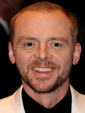 Simon Pegg Maureen McCann married