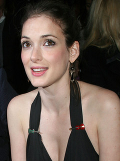 Winona Ryder dated Hen...