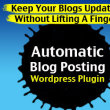 Automatic Blogging