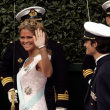 Princess Madeleine in Wedding Of Danish Crown Prince Frederik and Mary Donaldson - From zimbio.com