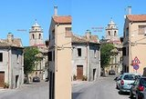 Atri Chiesa, time ago and today