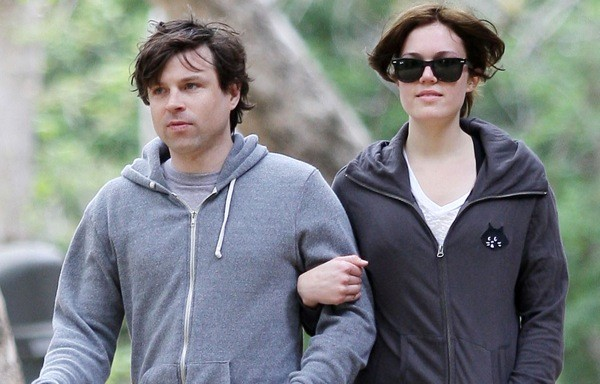 Mandy Moore couple