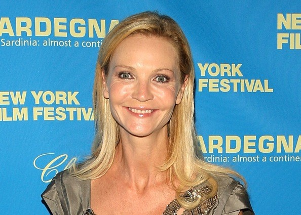 Joan Allen attends the premiere of The Class in New York on September 26, ...