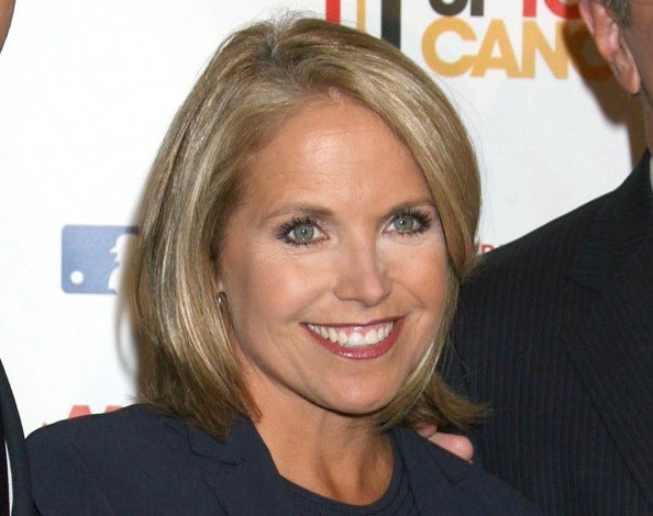 katie couric pictures. Katie Couric at the Stand Up