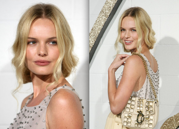 kate bosworth hairstyles. Kate Bosworth Makes it Look Easy to Look So Breezy