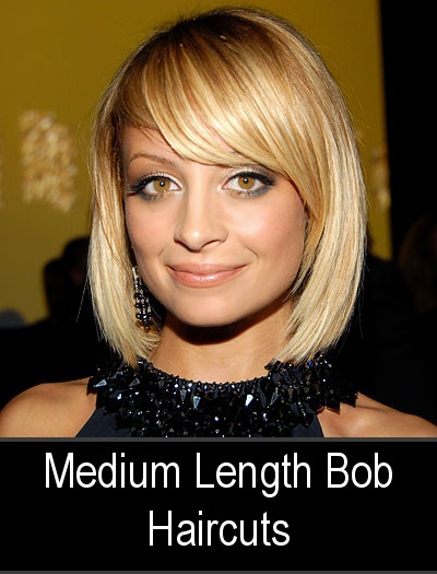 Cute Hairstyles  Shoulder Length Hair on Links To Medium Length Haircuts More