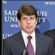 Rod Blagojevich. He tried to sell a senate seat to the highest bidder.