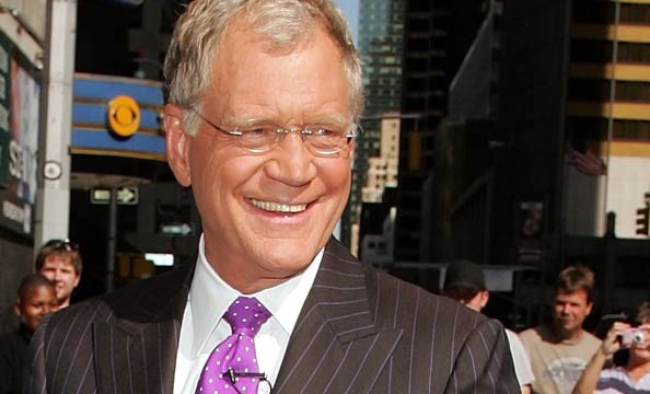 Michelle Cook David Letterman David letterman has been