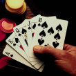 Rank of Poker Hands