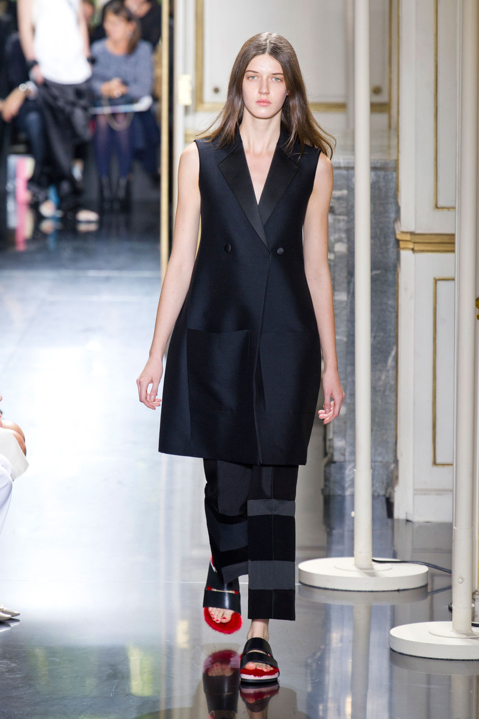 Paris Fashion Week Spring 2013, Celine