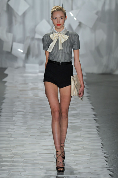 New York Fashion Week Spring 2012, Jason Wu