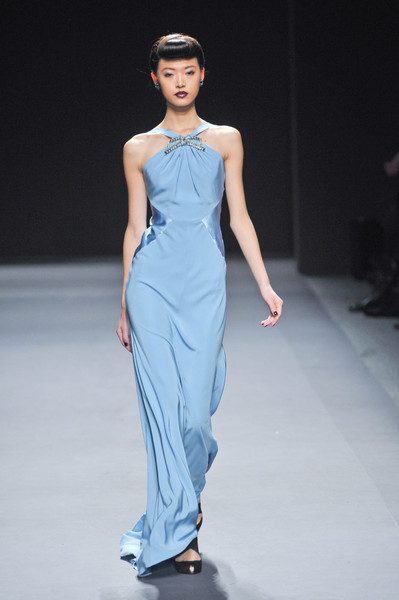 New York Fashion Week Fall 2012, Jenny Packham