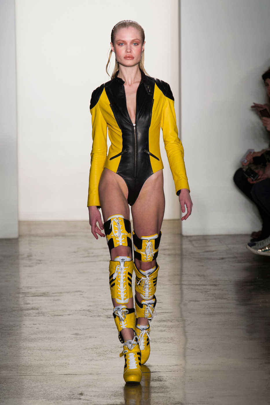 New York Fashion Week Fall 2014, Jeremy Scott