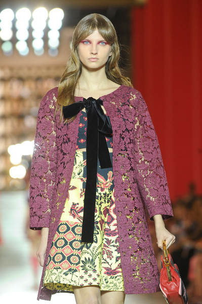 Paris Fashion Week Spring 2012, Miu Miu
