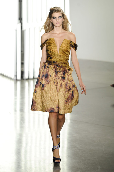 New York Fashion Week Spring 2012, Rodarte