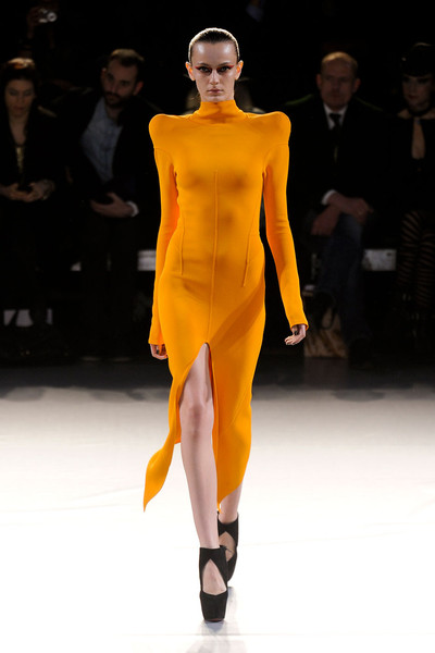 Paris Fashion Week Fall 2012, Thierry Mugler