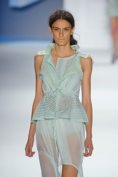 New York Fashion Week Spring 2012, Vera Wang
