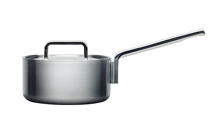 Stainless steel cookware | Lonny.com