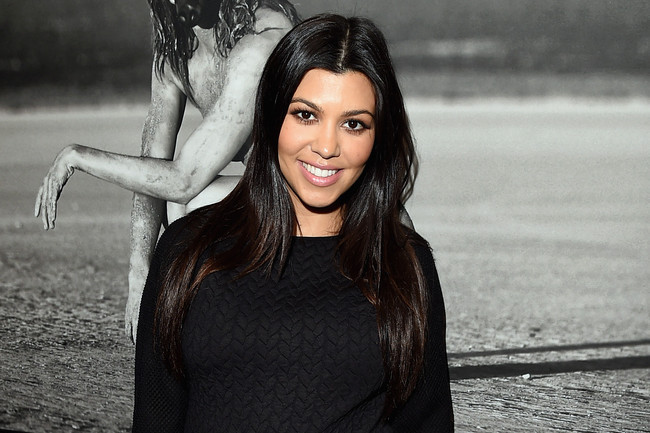 Kourtney kardashian now see how much the kardashians for How many kardashians are there
