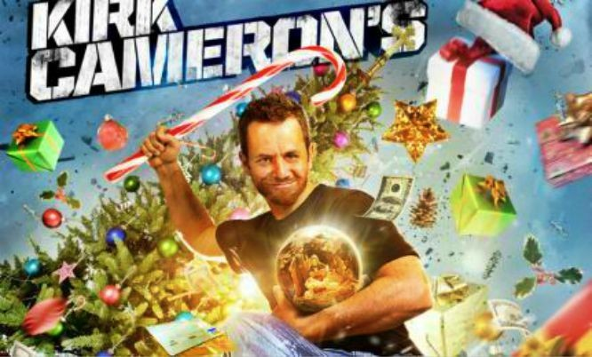 Saving Christmas.Kirk Cameron S Saving Christmas Just Earned The Title Of