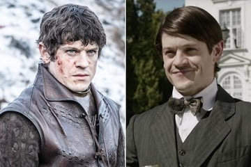 'Game of Thrones' Actor Iwan Rheon Has Gone From Playing Ramsay Bolton to Adolf Hitler, Naturally