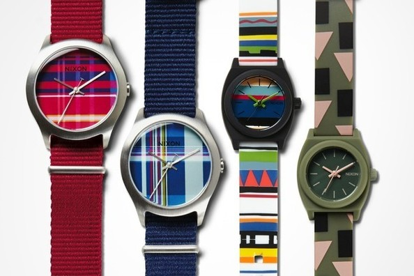 Current Obsession: Nixon for Kate Spade Saturday Watches