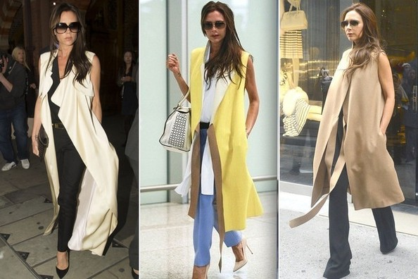 Fall Trend Alert: Sleeveless Coats