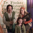 Dr. Funke's 100% Natural Good-Time Family-Band Solution, 'Arrested Development'