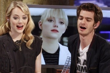 21 Adorable Things Emma Stone and Andrew Garfield Do Together