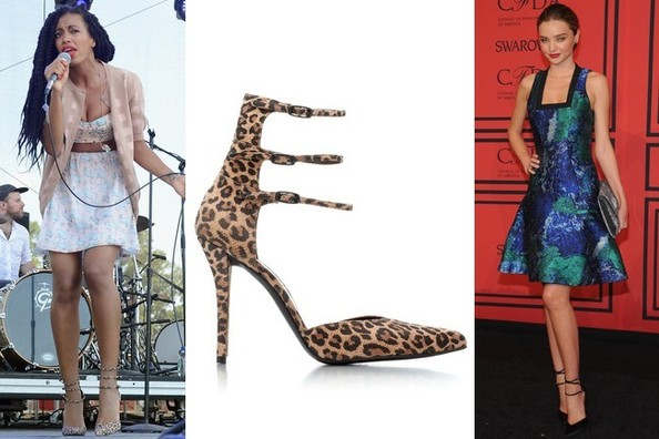 What Do Solange Knowles and Miranda Kerr Have in Common? These Shoes!
