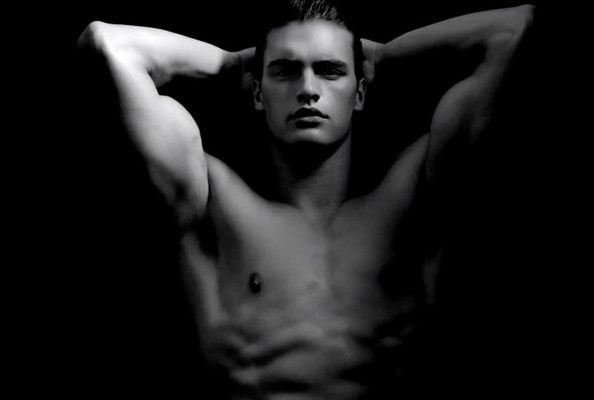 Calvin Klein's Superbowl Model Is Back, Still Shirtless [VIDEO]