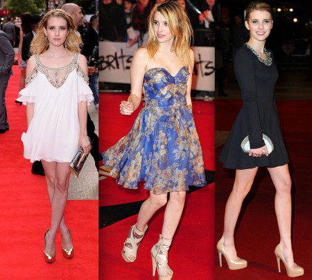 Dress Like Emma Roberts