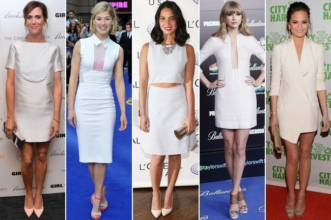 A New Clic In Tail Wear Is Town The Little White Dress Y Cly And Versatile All One Small Bright Package