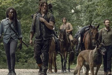 'The Walking Dead' Will Leave Georgia If A New Abortion Law Takes Effect