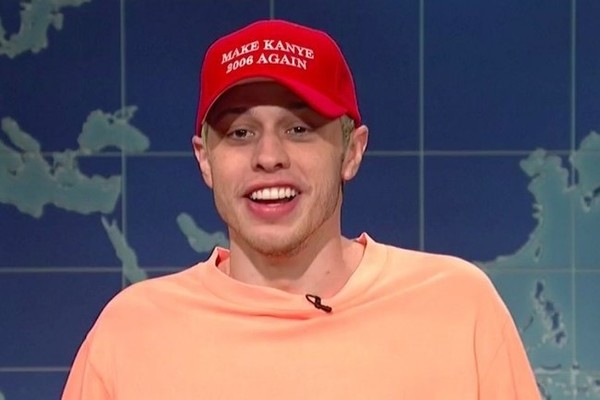 Pete Davidson Got Really Honest About Kanye's 'SNL' Rant