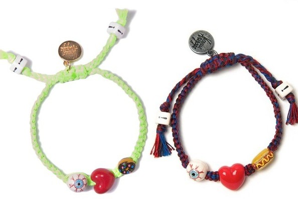 StyleBistro STUFF: Proclaim Your Love of Junk Food with Venessa Arizaga's Bracelets