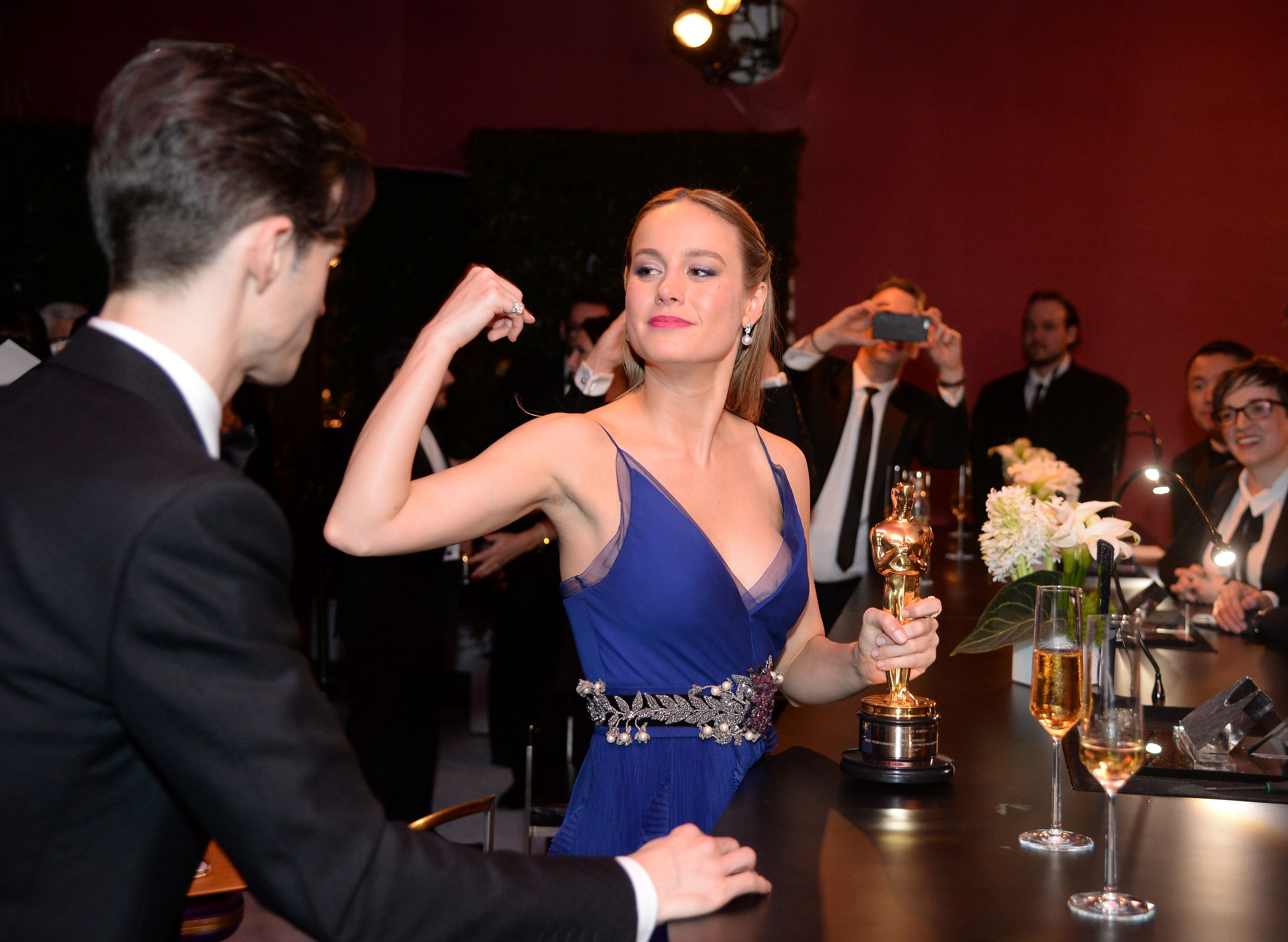 Brie Larson The Best After Party Photos From The 2016