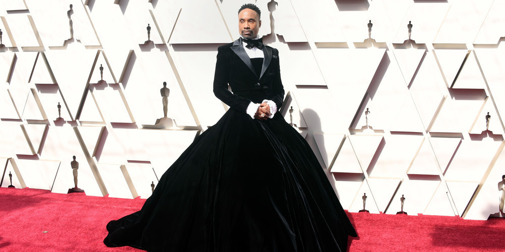 Billy Porter Talks 'Pose,' 'AHS,' And All The Fab Fashion In Between On #GivingTuesday