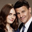 Booth and Brennan ('Bones')