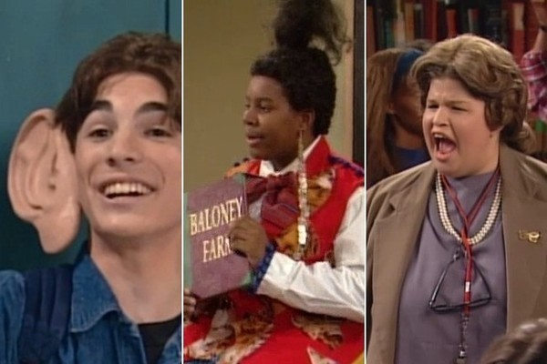 The Most Memorable 'All That' Skits of All Time