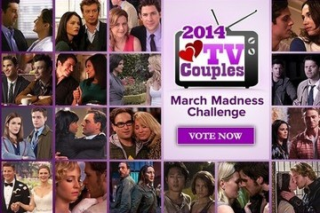 Zimbio's TV Couples March Madness Challenge 2014