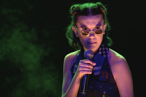 Watch Millie Bobby Brown Rap a Recap of 'Stranger Things' Season 1