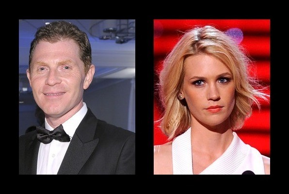 Bobby Flay Dating History