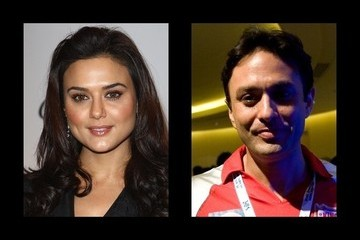 Preity Zinta Dating History