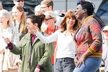 These On-Set Pics from the New 'Ghostbusters' Reboot Are Hilarious