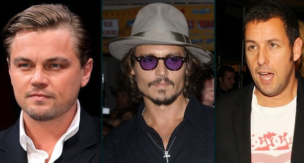 Highest Paid Actors of 2010