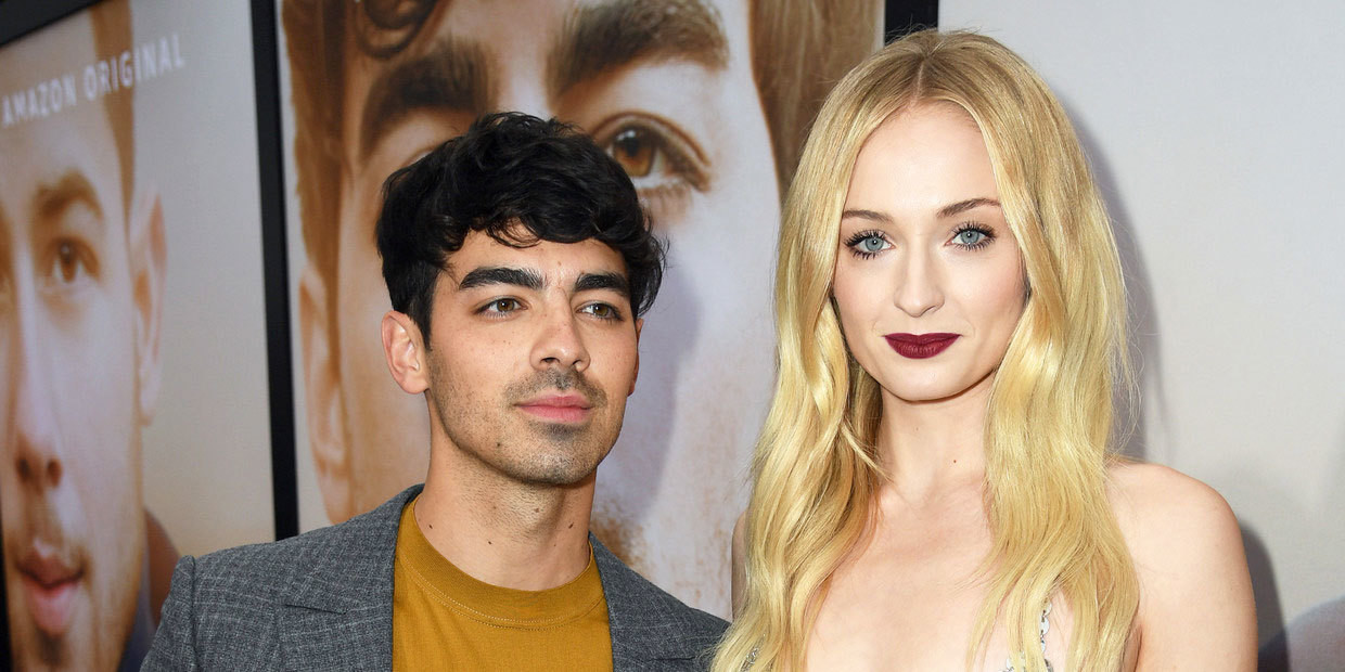 Yes Sophie Turner Is Taller Than Joe Jonas And It S Nbd Zimbio