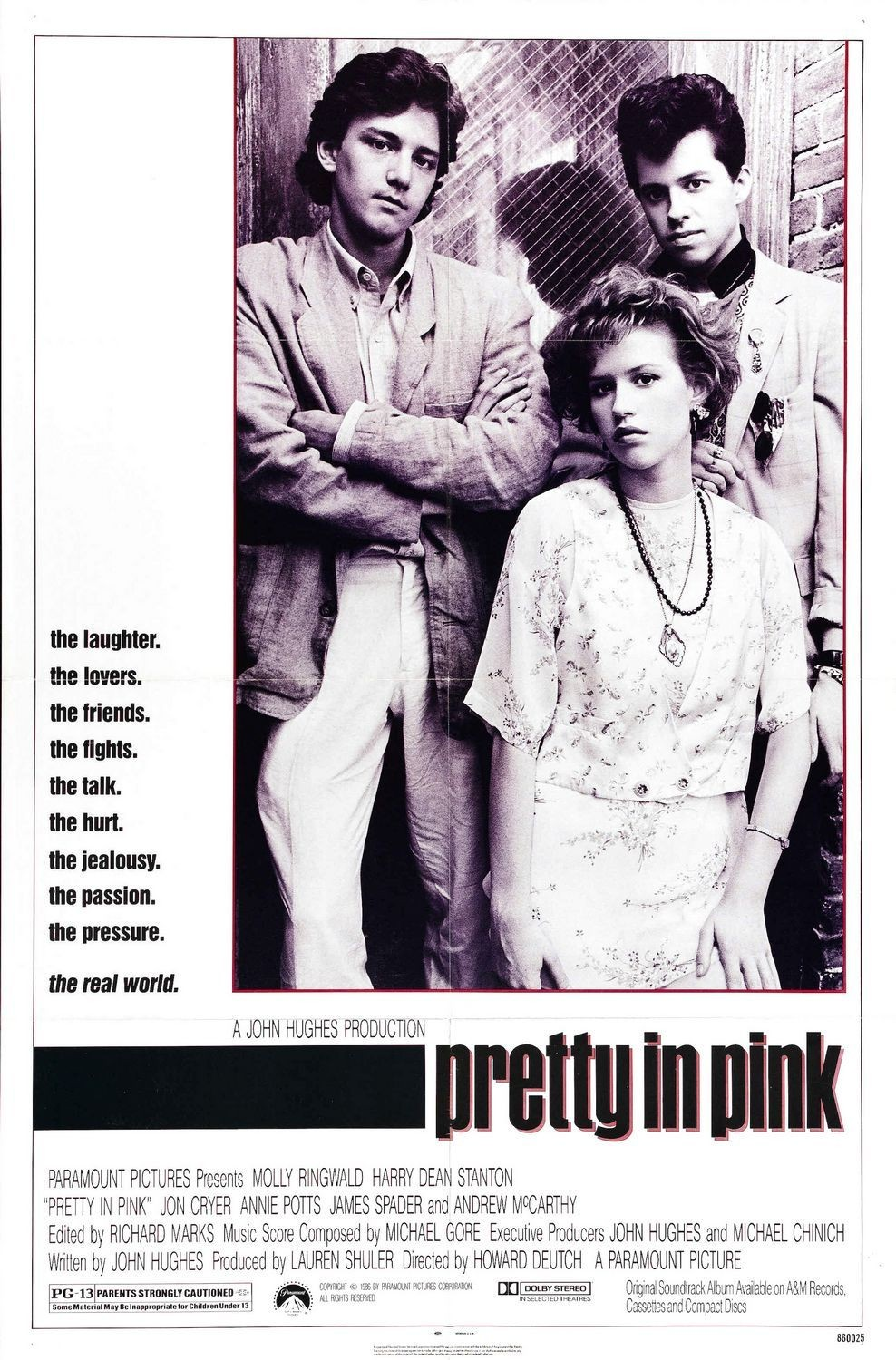 20 Things You Never Knew About 'Pretty in Pink'  Beyond