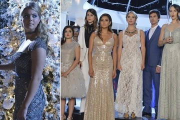 'Pretty Little Liars' Christmas Recap: You're A Mean One, A the Grinch